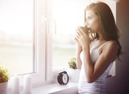 woman-sipping-tea-relaxed